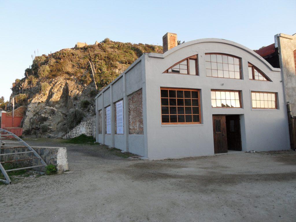 Fundación Quintay edificio1